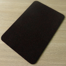 Polyester Non Slip Door Mats DL-WE02
